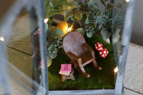 fairy garden lamp
