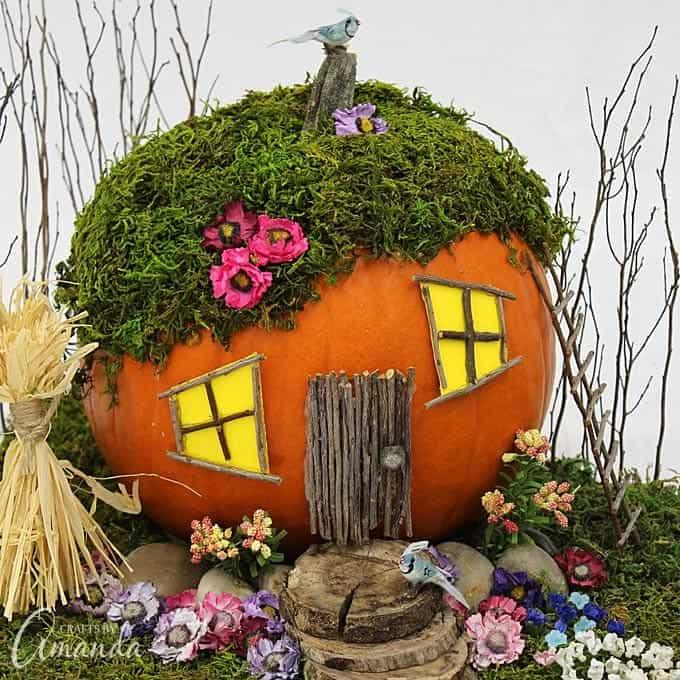 autumn fairy garden ideas