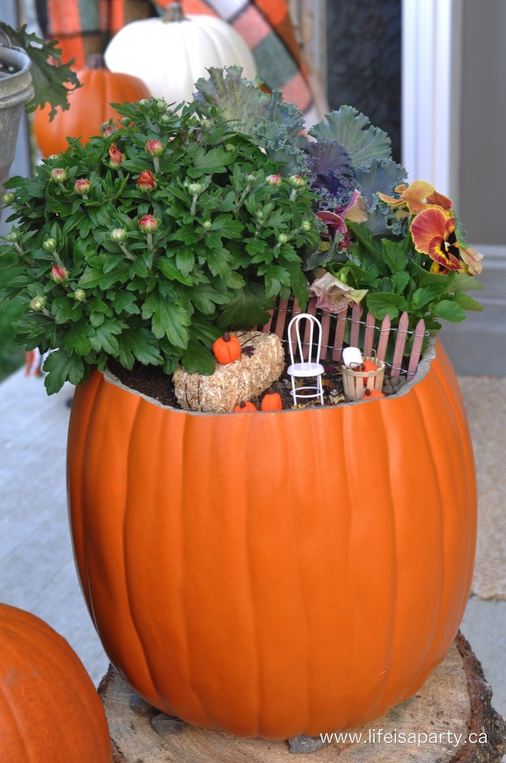 fall fairy garden ideas