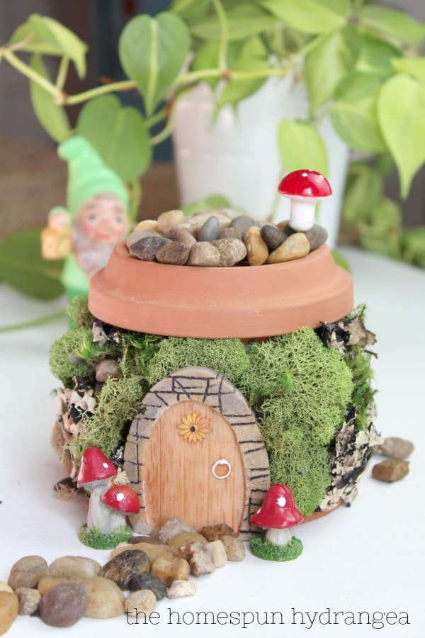 Fairy Houses to Make With Your Kids