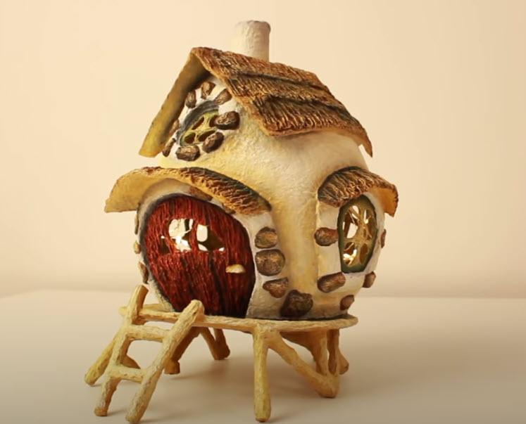 DIY Fairy House Ideas