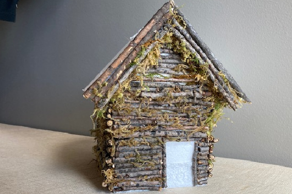 fairy garden house ideas