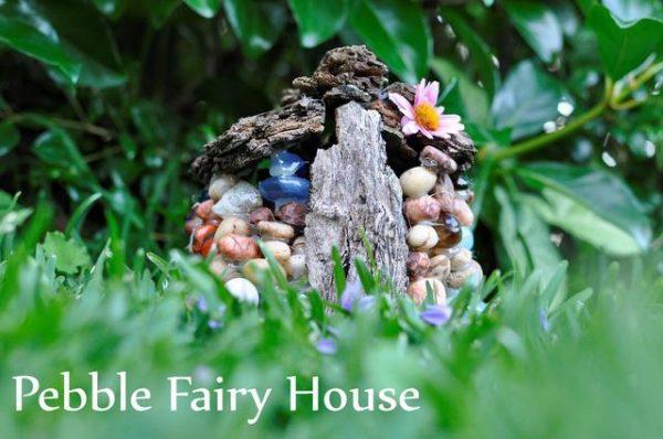 Cute Fairy House Ideas - DIY your own fairy garden