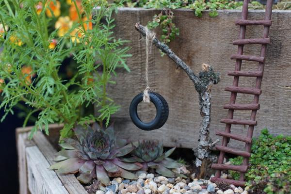 DIY fairy garden accessories to make for cheap!